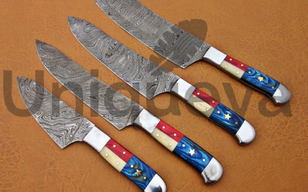 Chef Knives Set